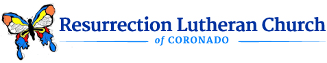 Resurrection Lutheran Church of Coronado Logo